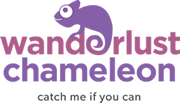 Wanderlust Chameleon - catch me if you can