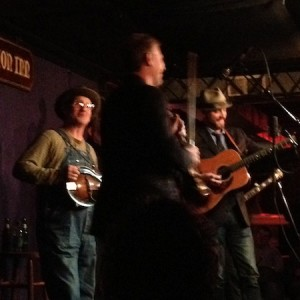 Scott Simontachi & Friends performing at The Station Inn.