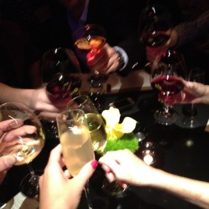 Cheers to making a healthy living at freelance writing!