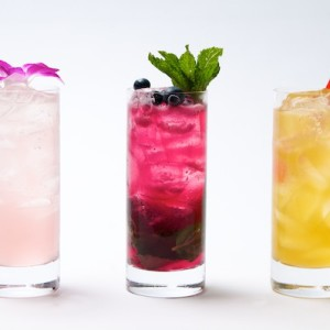 Lavanda, Bleauberry Mojito, & Mexican Fake Out available at Bleau Bar