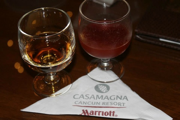 Sipping Sangrita at Casa Magna