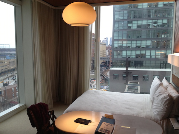 StandardRoom 1. Hoteligence  The Standard High Line  New York   Wanderlust Chameleon