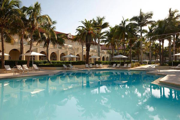 The Casa Marina boasts one of the best pools on the island.
