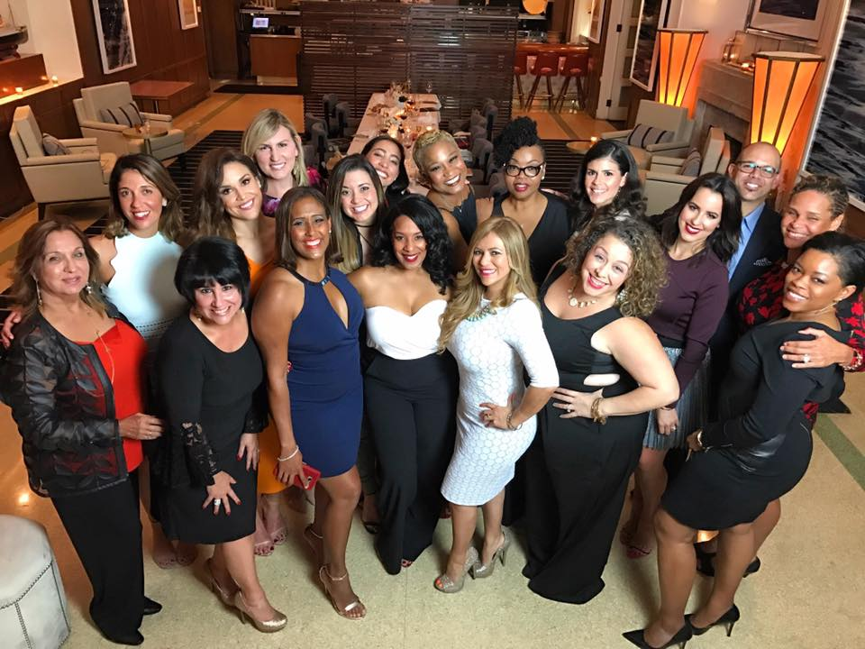 Women of Impact dinner honorees