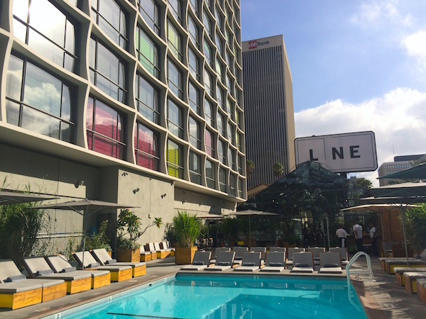 Hoteligence The Line Hotel Koreatown Los Angeles